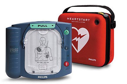 Philips OnSite HS1 Defibrylator AED